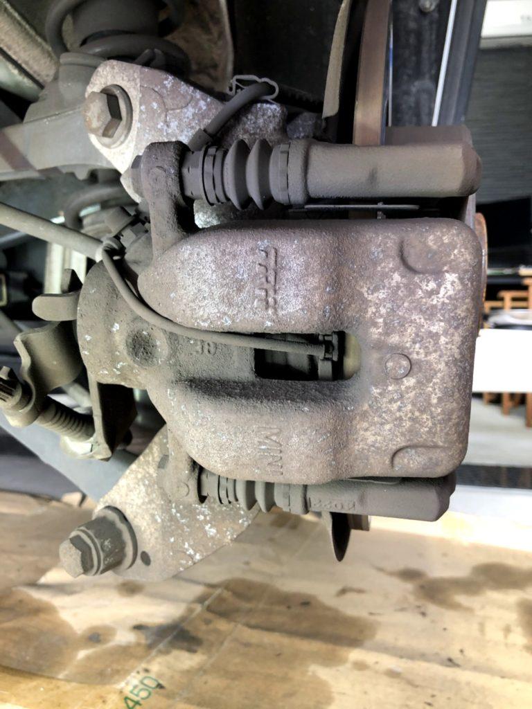 MINI CROSSOVER R60 パッドセンサー