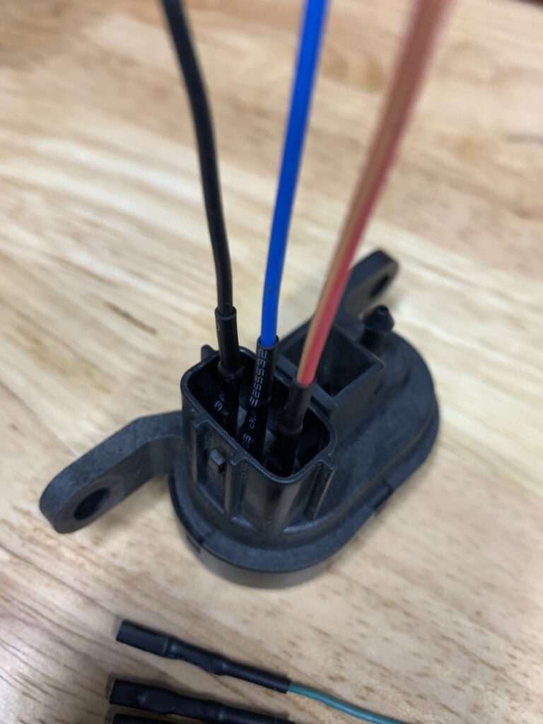 センサーに接続イメージ(絶縁後)