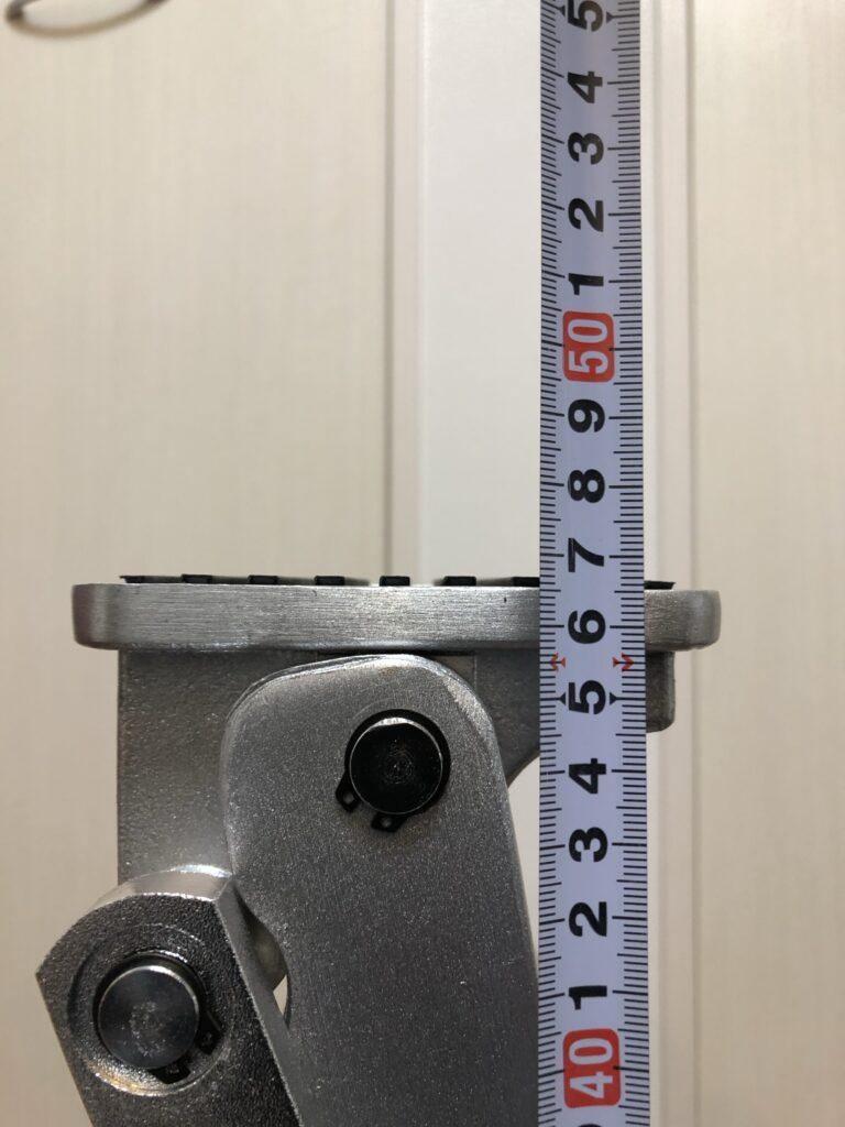 SJ-20AL 最高高さ