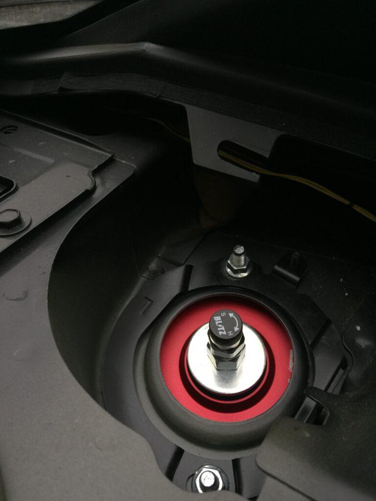 S15 シルビア 車高調取付後