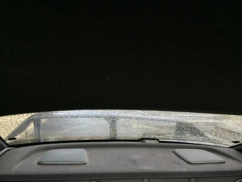 S15 シルビア リヤパーセルシェルフフィニッシャー